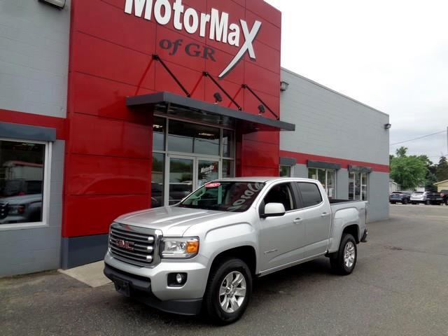 2015 GMC Canyon SLE Crew Cab 4WD Long Box