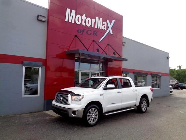 2013 Toyota Tundra Limited 5.7L CrewMax 4WD