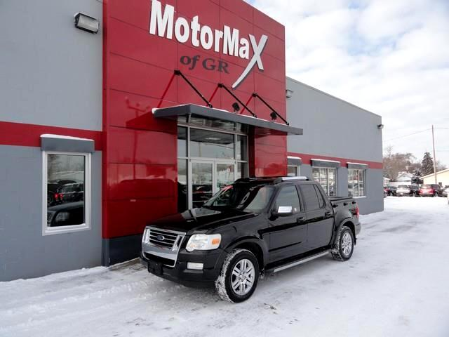 2009 Ford Explorer Sport Trac Limited 4.6L 4WD