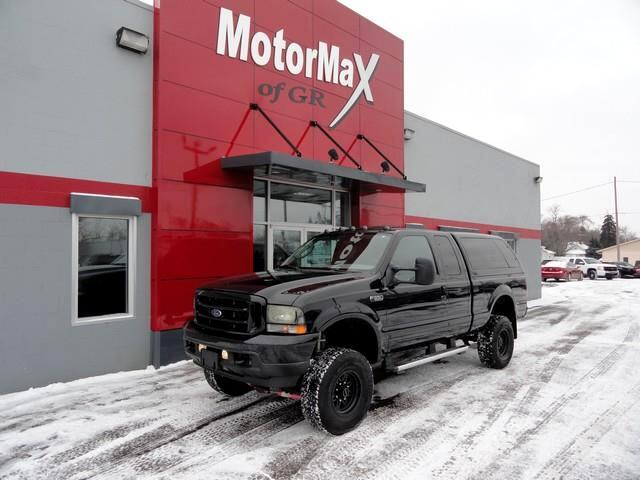 2004 Ford F-350 SD Lariat SuperCab 4WD