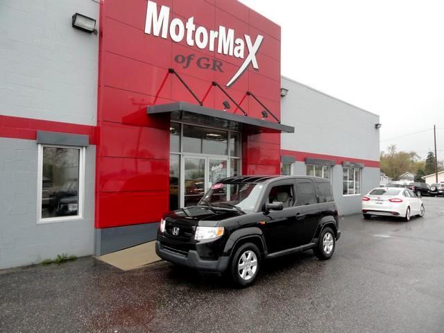 2010 Honda Element EX 4WD AT
