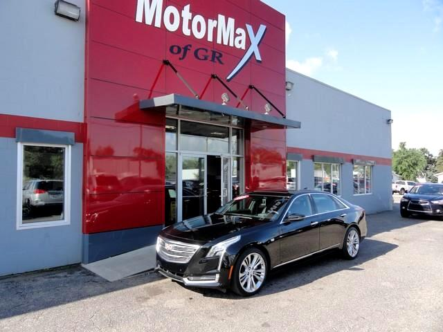 2016 Cadillac CT6 3.0L Platinum Twin Turbo AWD