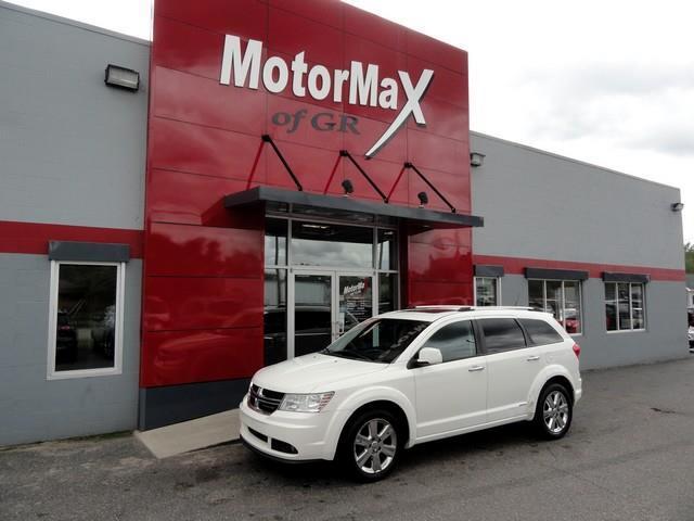 2011 Dodge Journey Luxury AWD