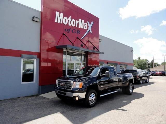 2013 GMC Sierra 3500HD SLT Ext. Cab Long Box 4WD