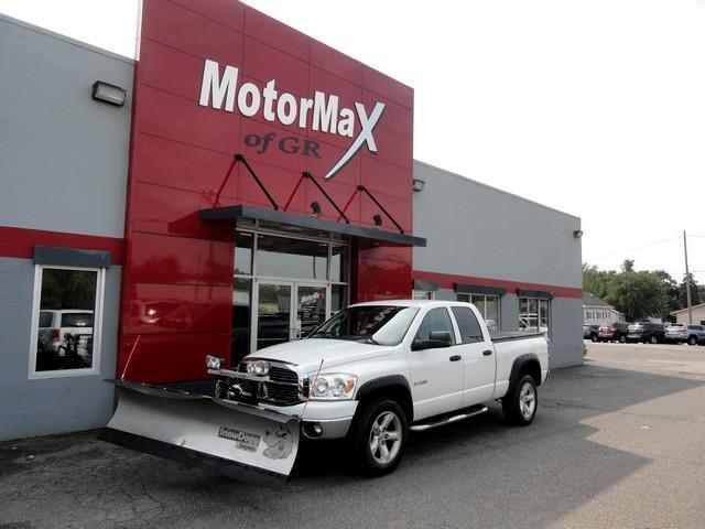 2008 Dodge Ram 1500 SXT Quad Cab Long Bed 4WD