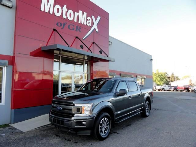 """Ford F-150 SuperCrew 150"""" FX4 4WD 2018"""