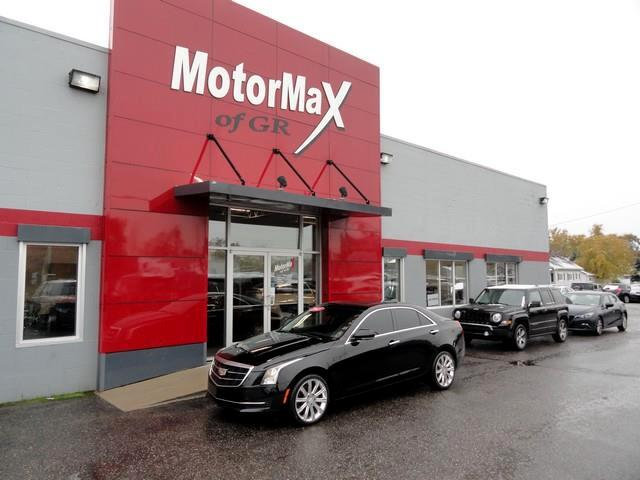 2015 Cadillac ATS 2.0L Turbo Luxury AWD