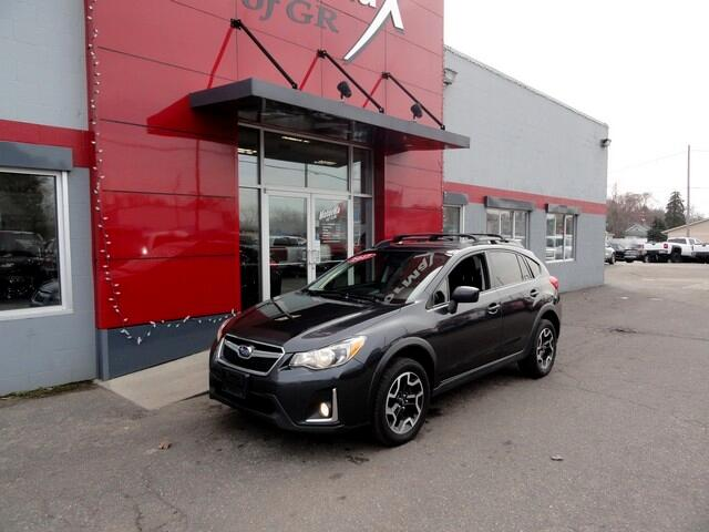 Subaru Crosstrek 2.0i Premium Manual 2017