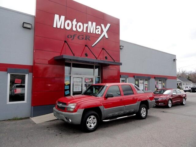 "Chevrolet Avalanche 1500 5dr Crew Cab 130"" WB 4WD 2002"