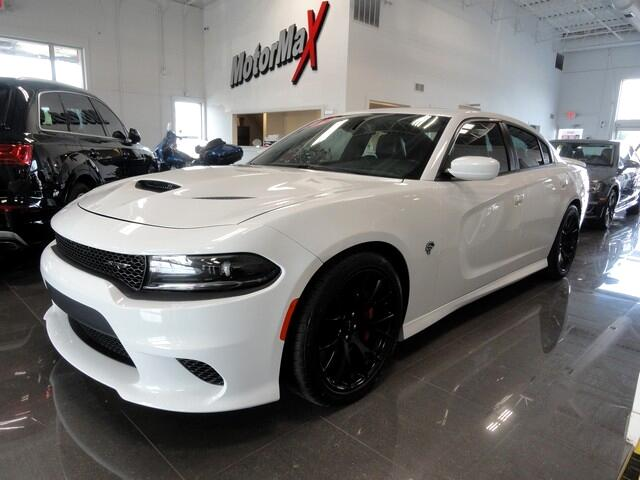 Dodge Charger 4dr Sdn SRT Hellcat RWD 2016