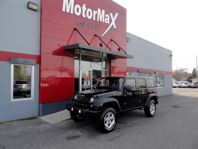 Jeep Wrangler Unlimited 4WD 4dr Rubicon 2011