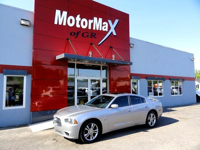 Dodge Charger 4dr Sdn RT Plus AWD 2013