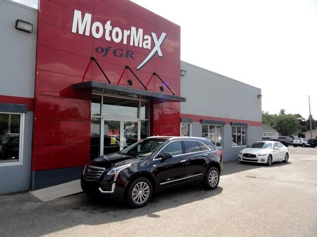 Cadillac XT5 AWD 4dr Luxury 2017