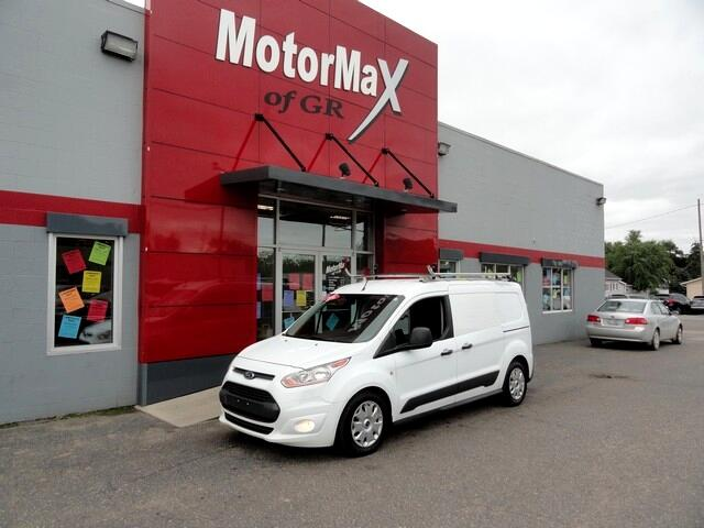 Ford Transit Connect LWB XLT 2016
