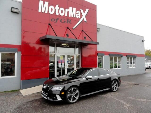 Audi RS 7 4dr Sdn 2014