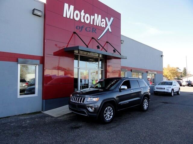 Jeep Grand Cherokee 4WD 4dr Limited 2014