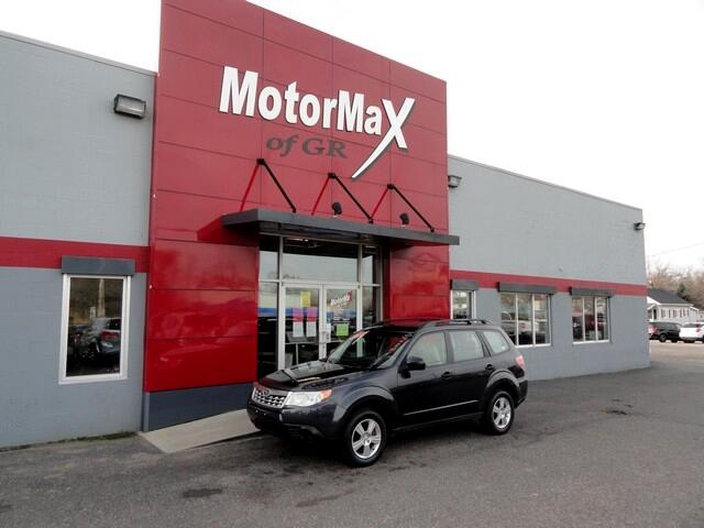 Subaru Forester 4dr Man 2.5X w/Alloy Wheel Value Pkg 2011