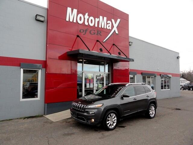 Jeep Cherokee 4WD 4dr Limited 2015