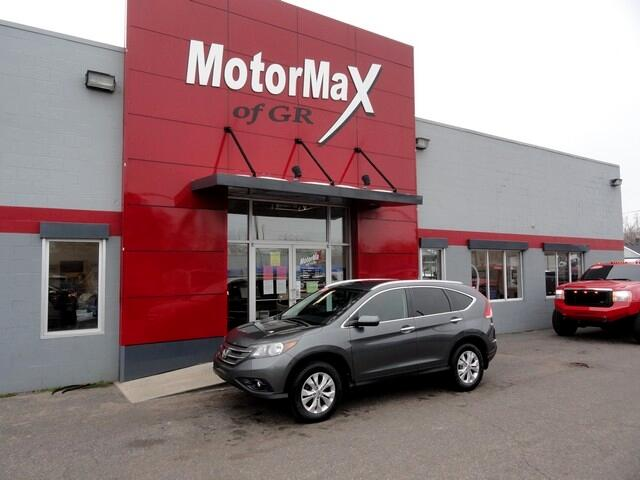 Honda CR-V AWD 5dr Touring 2013