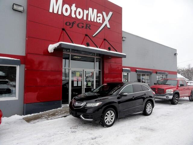 Acura RDX AWD 4dr Tech/AcuraWatch Plus Pkg 2016