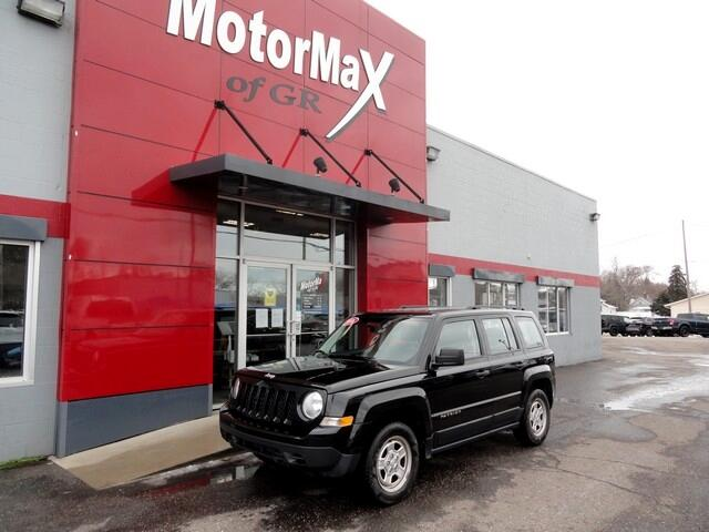 Jeep Patriot FWD 4dr Sport 2016