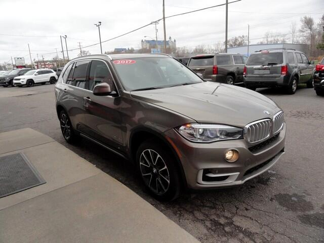 BMW X5 xDrive35i Sports Activity Vehicle 2017