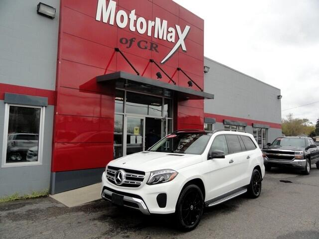 Mercedes-Benz GLS GLS 450 4MATIC SUV 2018