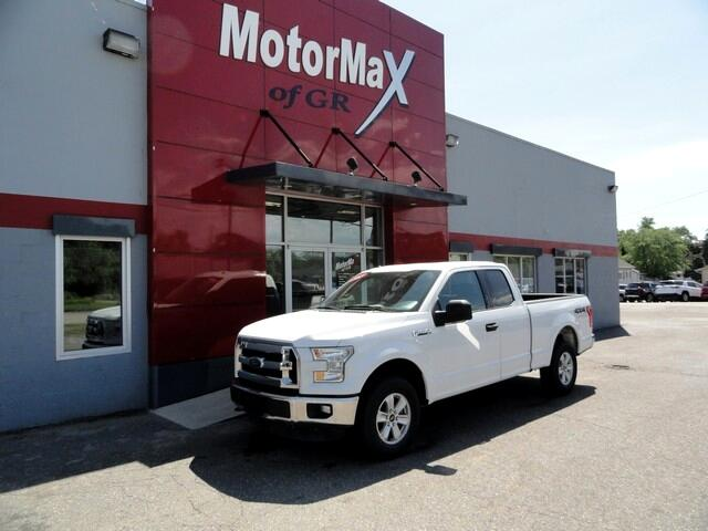 """Ford F-150 4WD SuperCab 163"""" Lariat w/HD Payload Pkg 2015"""