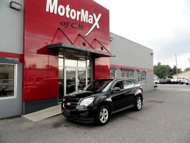Chevrolet Equinox FWD 4dr LS 2011