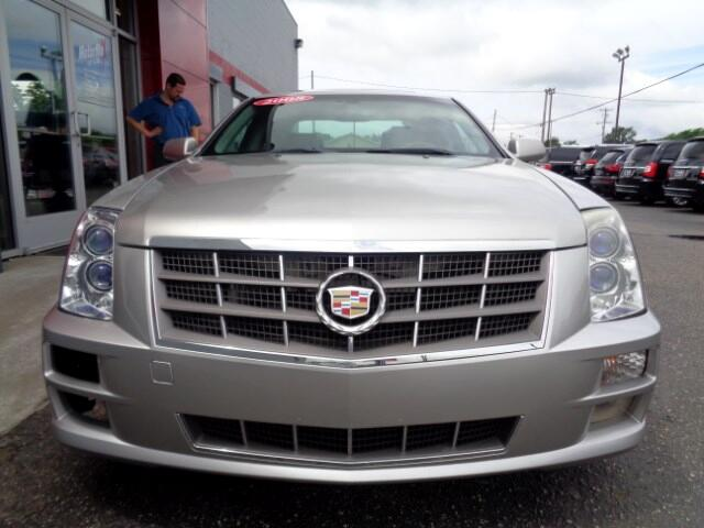 2008 Cadillac STS V6 Luxury AWD with Navigation
