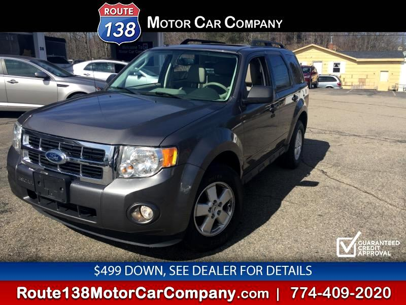 2012 Ford Escape 4WD 4dr V6 Auto XLT