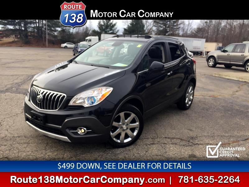 Buick Encore Leather AWD 2013