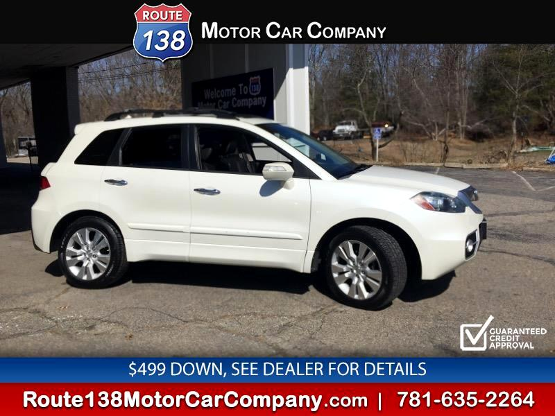 Acura RDX 5-Spd AT SH-AWD with Technology Package 2010