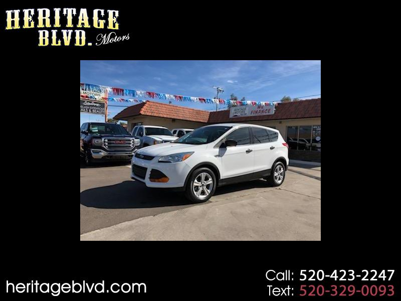 2016 Ford Escape S FWD