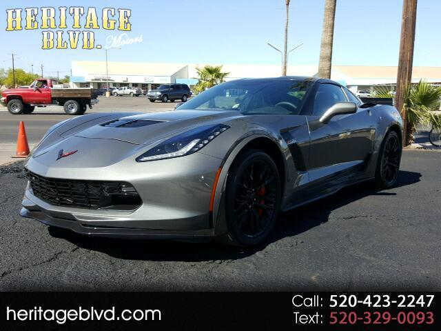2016 Chevrolet Corvette 3LZ Z06 Coupe