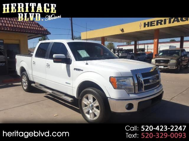 "2011 Ford F-150 4WD SuperCrew 139"" Lariat"