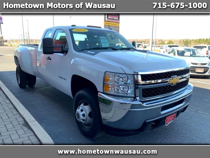 2012 Chevrolet Silverado 3500HD Work Truck Ext. Cab Long Box 4WD