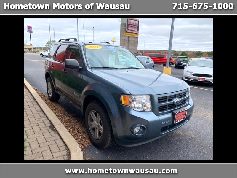 Ford Escape Hybrid 4WD 2011