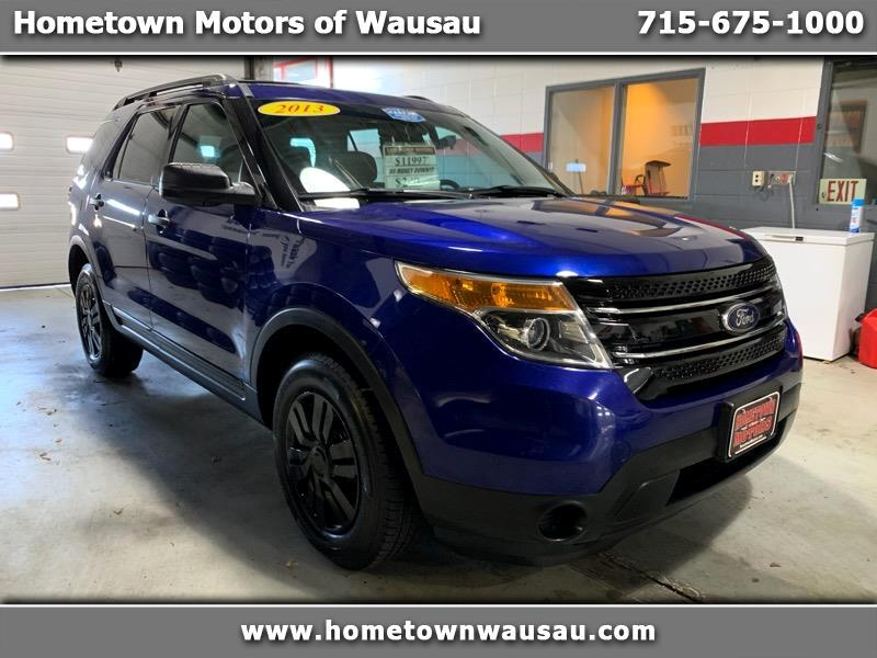 Ford Explorer Base 4WD 2013