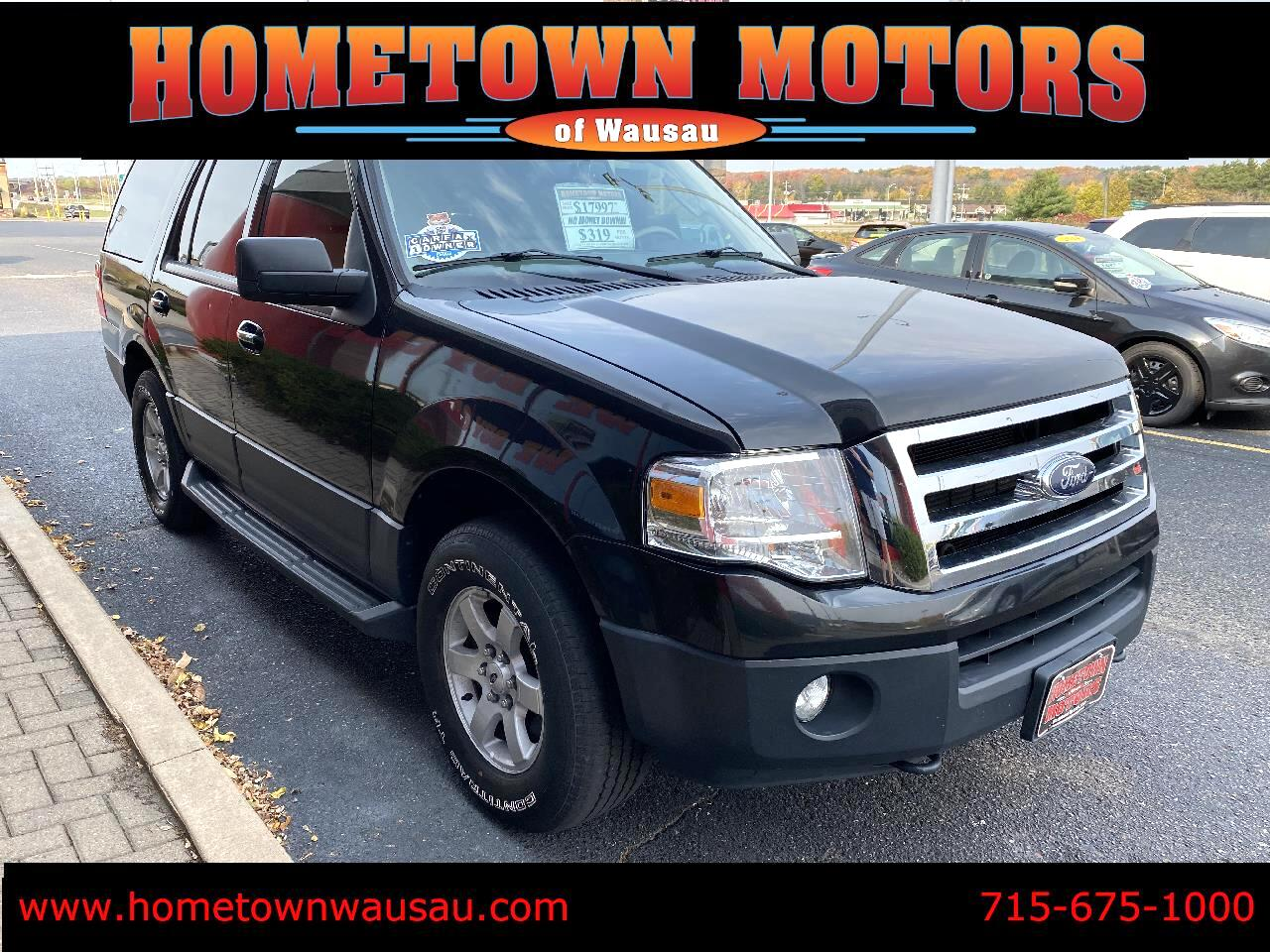 Ford Expedition XL 4WD 2014