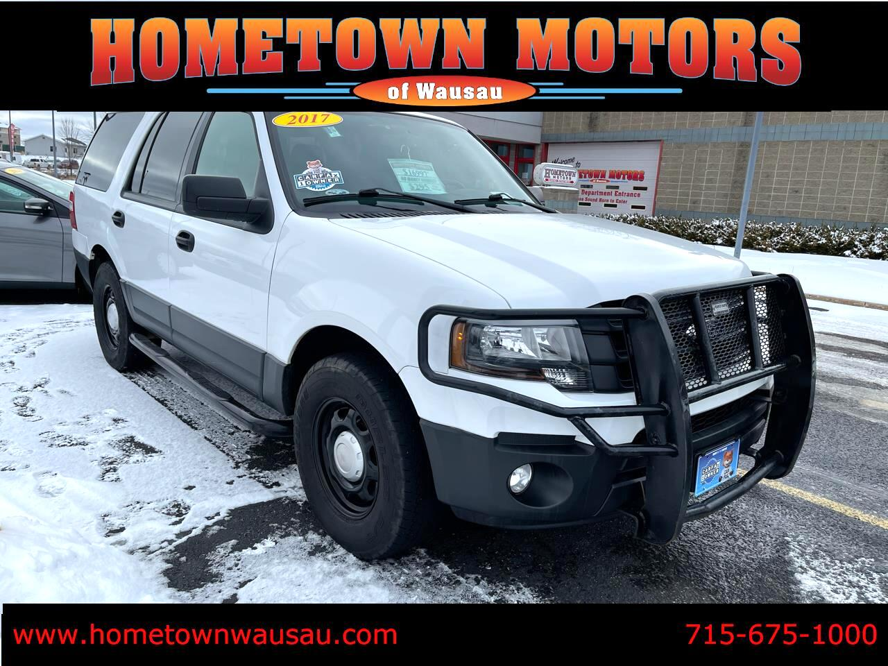 Ford Expedition XL 4WD 2017