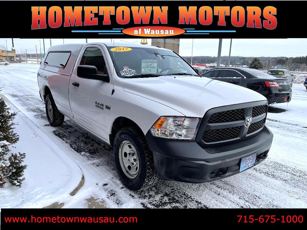 RAM 1500 Tradesman Regular Cab LWB 4WD 2017