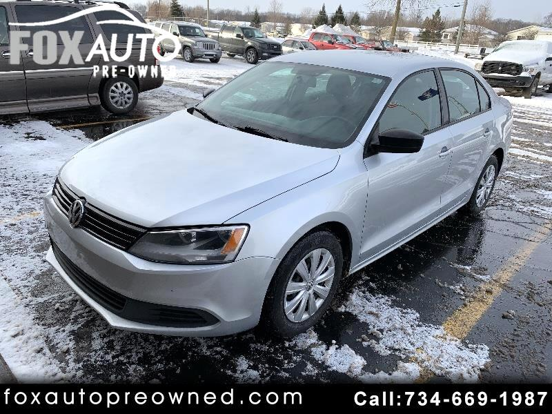 2013 Volkswagen Jetta Sedan 4dr Man S *Ltd Avail*