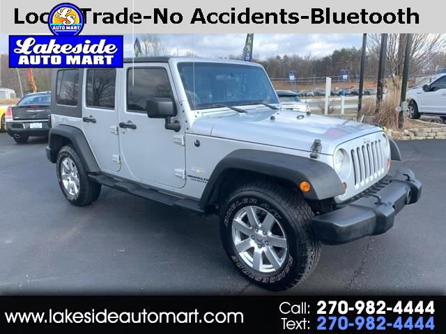 2008 Jeep Wrangler Unlimited Sahara 4WD