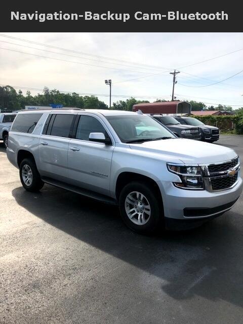 2018 Chevrolet Suburban LT 2WD