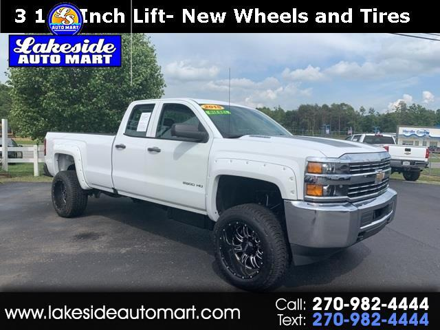 Chevrolet Silverado 2500HD Work Truck Double Cab 2WD 2015