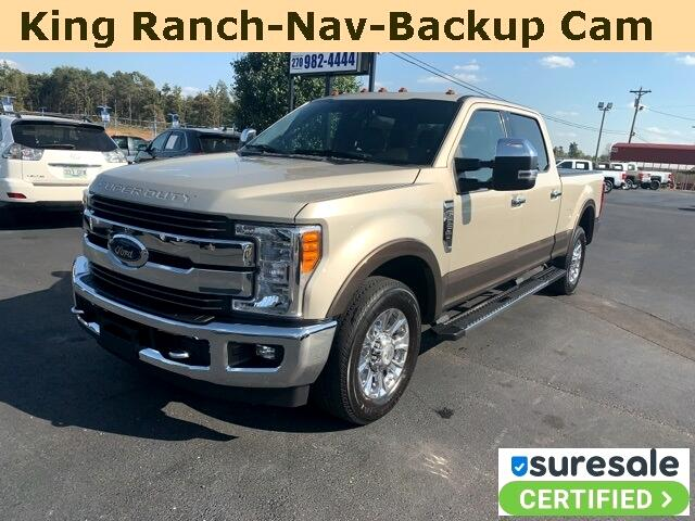 Ford F-250 SD King Ranch Crew Cab 2WD 2017