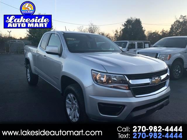 2016 Chevrolet Colorado Work Truck Ext. Cab 2WD