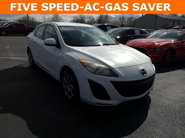 Mazda MAZDA3 i Sport 4-Door 2011