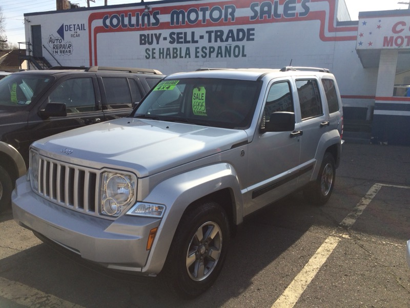 2008 Jeep Liberty 4WD 4dr Sport